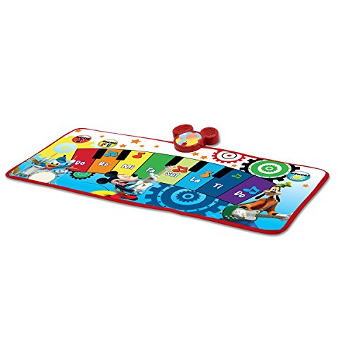 Mickey Mouse Club House Piano Music Mat