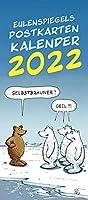 Eulenspiegels Postkartenkalender 2022