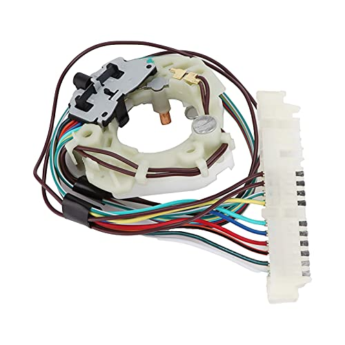 Interruptor de señal de giro intermitente, interruptor de señal de giro de volante estable de buen rendimiento para camioneta