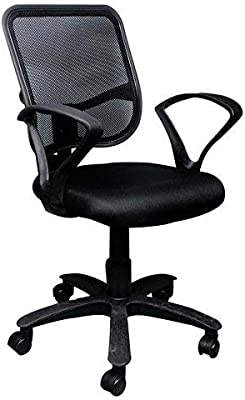 GTB NET Back Office Chair in Black-BT 306