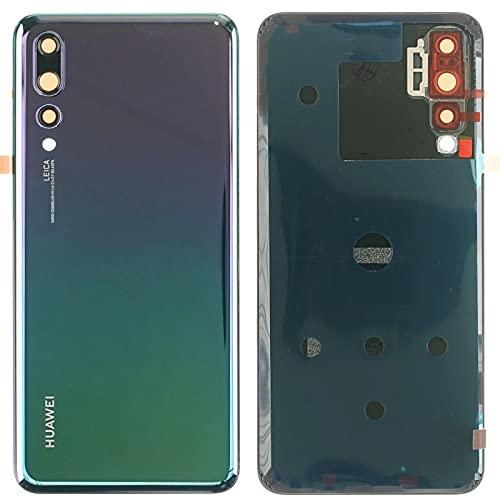 NG-Mobile Backcover Back Cover Glas Kamera Linse Rückseite für Huawei P20 Pro, Twilight
