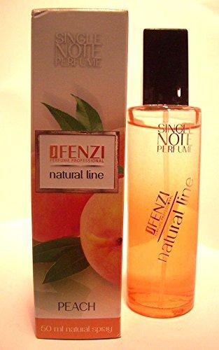 Peach - Pfirsich Natural Line Eau de Parfum