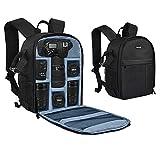 Yesker Camera Backpack Professional DSLR/SLR...