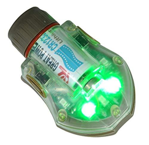 FMA Airsoft Light Flashlight IR Green Helmet Manta Strobe Tan Sand DE
