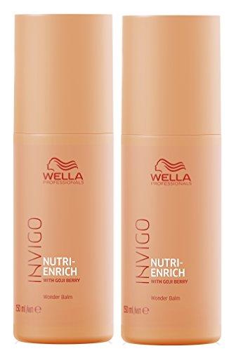 2er Nutri Enrich Wonder Balm Invigo Wella Professionals mit Goji Beeren je 150 ml = 300 ml