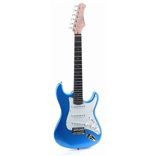 Eko S100 3/4 Metallic Blue chitarra elettrica blu per bambini