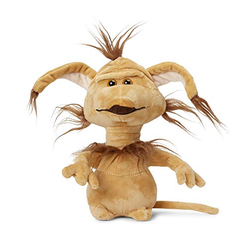 Stuffed Star Wars Plush - 7-Inch Talking Salacious Crumb Doll - Memorable Alien Movie Plushie - Toy...