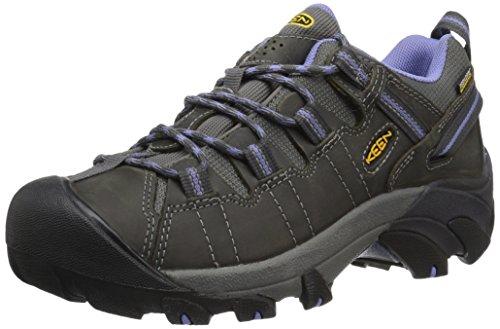 KEEN Women's Targhee II Outdoor Shoe, Magnet/Periwinkle, 5.5 M US