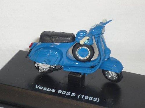 Vespa 90ss 90 Ss Blu 1965 1/32 New Ray Modellmotorrad Modell Motorrad