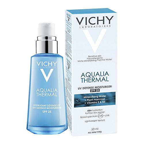 VICHY Aqualia Thermal Feuchtigkeitspflege LSF 25, 50 ml Creme