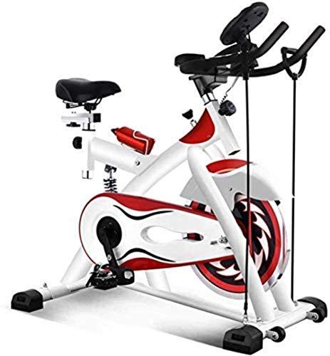 Indoor Cycling Bike, 115X48x96cm / Drive 10Kg Vliegwiel/Silent hometrainer, overdekte fietsenstalling fitnessapparatuur, Weight Loss hometrainer, Daily Aerobic Exercise, Thuis fitnessapparatuur ZHAN