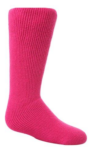 Heat Holders lo último en fundas para niños térmico en forma de luz calcetines de varios colores y tamaños, Rosa oscuro, 9-1 uk