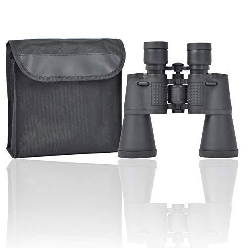 Apollo Eagle Pro 1000 20x50 HD binoculares, telescopio Compacto para niños y Adultos, binoculares con Bolsa de Transporte para Caminatas y observación de Vida Silvestre.