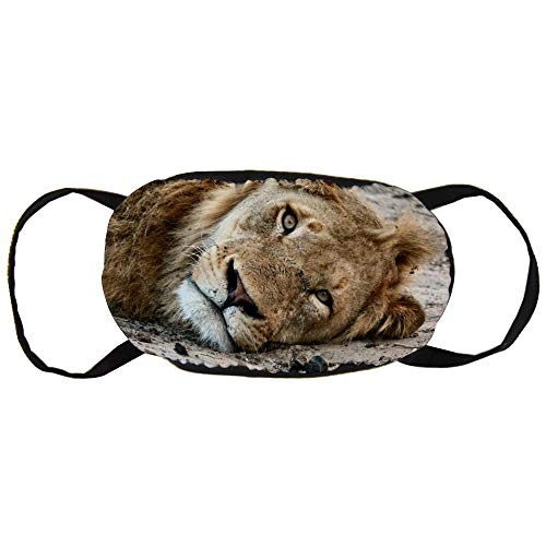 Unisex Mond Masker Anti-Stof Gezicht Mond Masker, Afrika Veiligheid Herbruikbare Katoen Gezicht Masker voor Outdoor Sporten, Tuinieren, Reizen