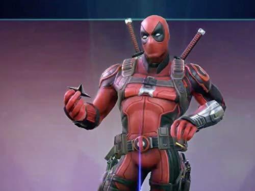 Deadpool Enters The Fray