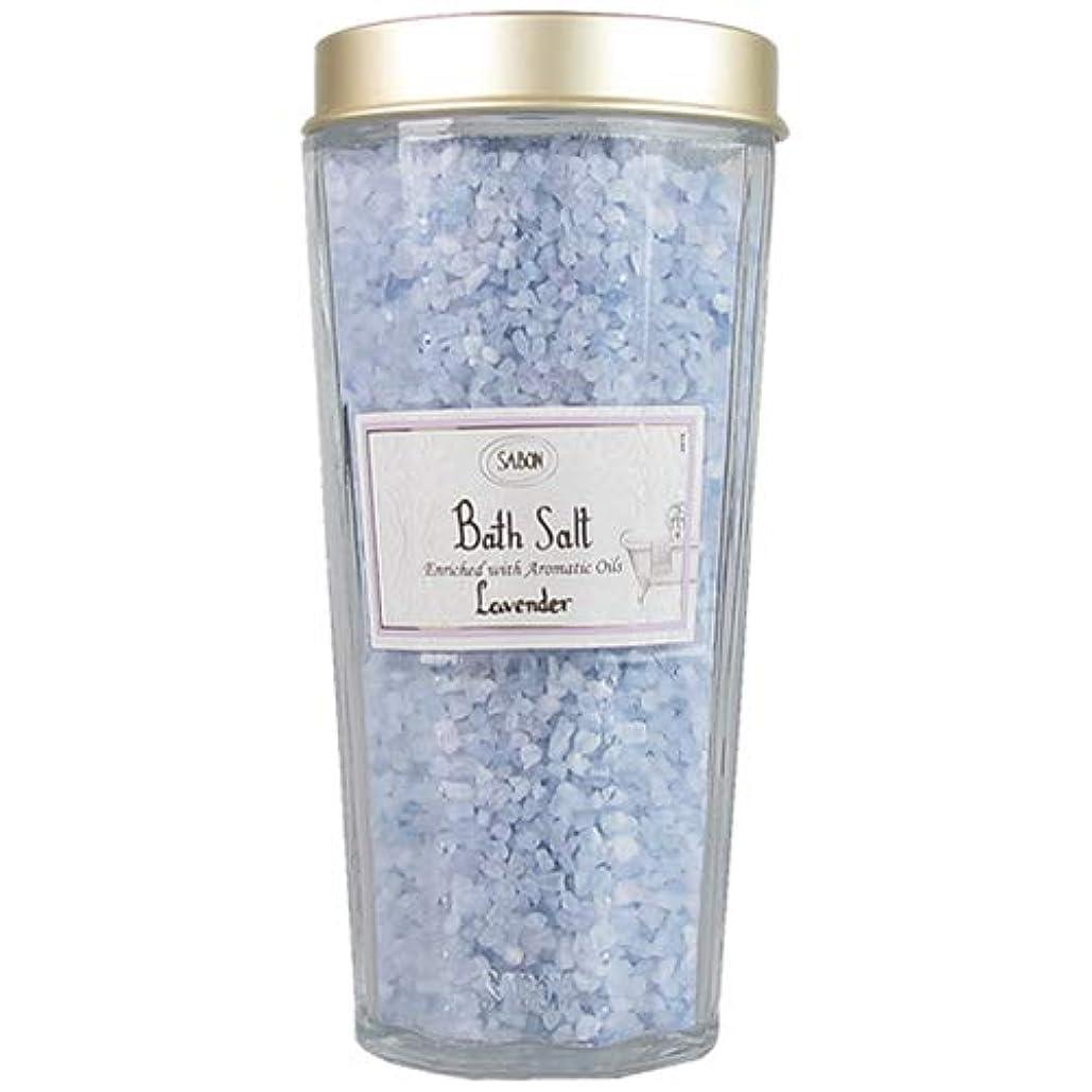翻訳者船酔いごちそうサボン バスソルト ラベンダー 350g SABON [入浴剤] Bath Salt [並行輸入品]