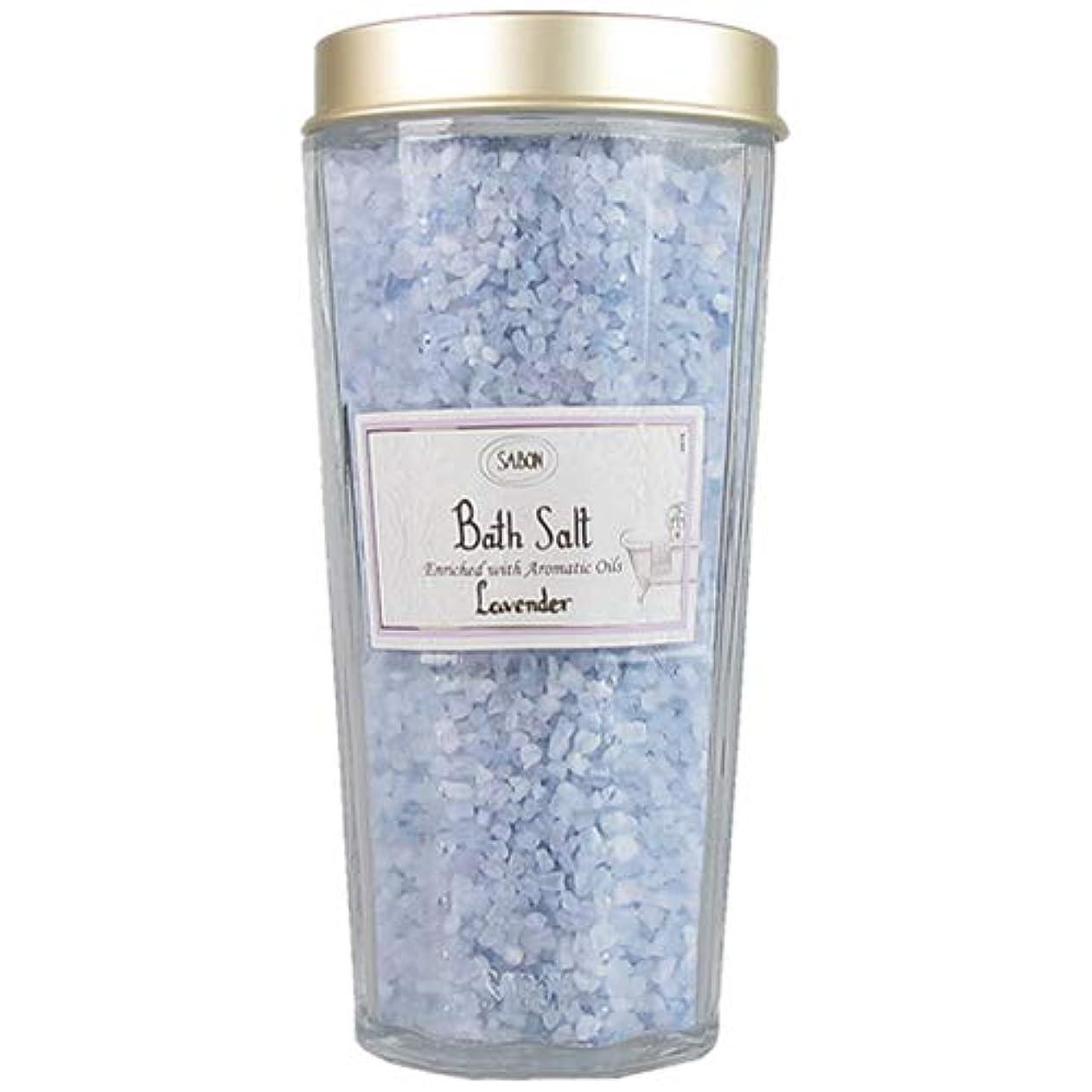 テセウス謝罪中にサボン バスソルト ラベンダー 350g SABON [入浴剤] Bath Salt [並行輸入品]