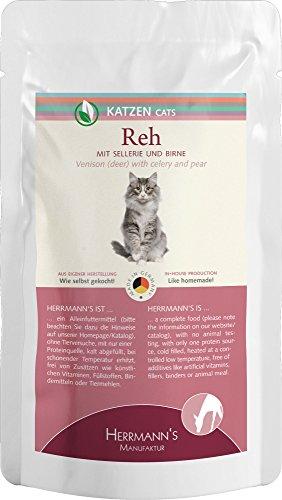 Herrmanns REH mit Sellerie, Birne und Kokosflocken, 20er Pack (20 x 100 g)