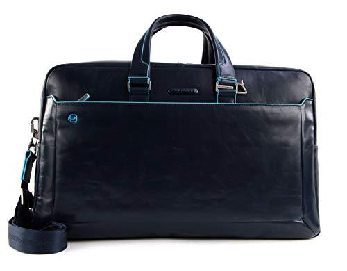 PIQUADRO Blue Square Duffel Bag BLU2