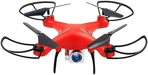 WRJ-Drones Drohne 1080P HD Luftaufnahmen Quadcopter Fernbedienung Flugzeuge Lange Akkulaufzeit EIN-Knopf-Rückgabe