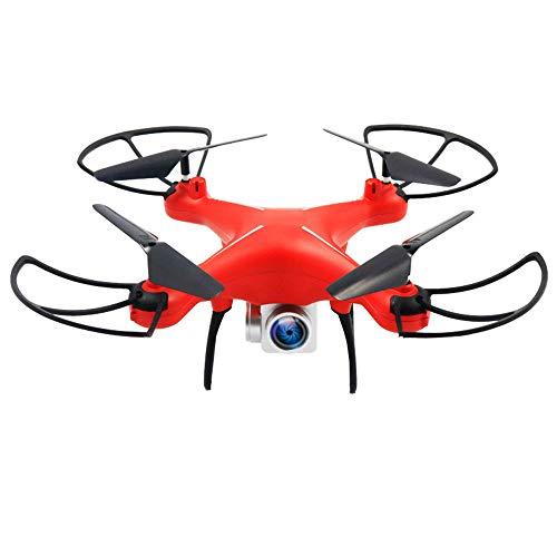 GG-Drone Drohne 1080P HD Luftaufnahmen Quadrocopter Fernbedienung Lange Akkulaufzeit EIN-Knopf-Rückkehr