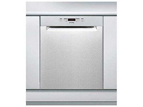 Privileg Ruc 3C24x unter Comptoir du 14places A + + Spülmaschine–Geschirrspülmaschinen (unter Comptoir du, Edelstahl, Full Size (60cm), Edelstahl, Knöpfe, LCD)