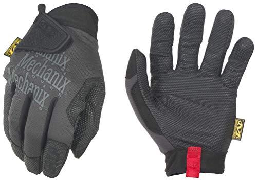 Mechanix Wear Specialty Grip Handschuhe (Large, Schwarz/Grau)