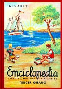 Enciclopedia Alvarez 3Er Grado (Biblioteca del Recuerdo)