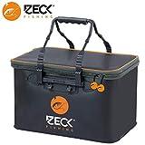 Zeck Tackle Container Predator M - Angeltasche für Gummifische, Wobbler & Jigs, Tackletasche für...