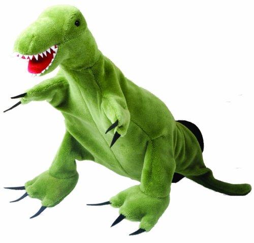 Beleduc Arts & Crafts 40105 handpop T-Rex spel