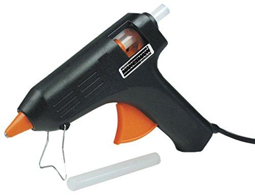 Preisvergleich Produktbild Brüder Mannesmann Werkzeug Mannesmann Heissklebepistole,  M 491,  15 W,  230 V