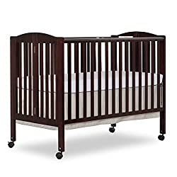 Dream On Me Full Size crib with wheels