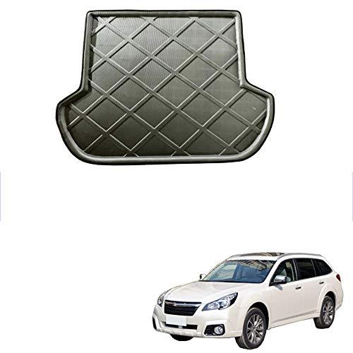Voor Auto Kofferbak Cargo Liner Kofferbak Vloer Tapijten Lade Matten Pad Tapijt, Voor Subaru Outback 2010 2011 2012 2013 2014 5dr wagon 4e Gen
