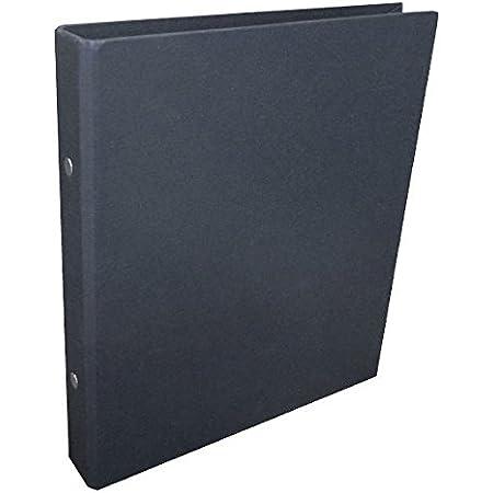 ホビーベース CAC 4ポケットバインダー 黒 CAC-BD50
