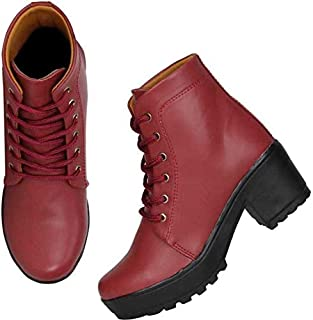 Sir Fitshoe Latest Chukka Boots Shoe for Womens and Girls