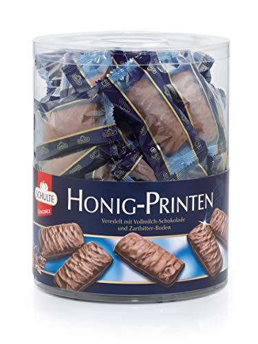 Schulte Honig Printen Vollmilch und Zartbitter einzeln verpackt 780g