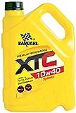 Olio motore Bardahl XTC 10W40semi-synthèse–Benzina e Diesel 5L