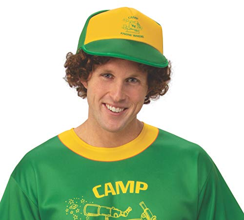 Rubie's Gorra para hombre Stranger Things 3 Dustin Camp Know Where - - talla única