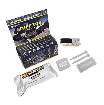 Tuff Toe Boot  Brown  Protector Guard Cover Dip   Waterproof Shoe Repair Glue Adhesive