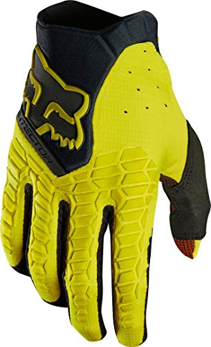 Fox Guantes pawtector, Dark Yellow, tamaño XL