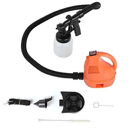 Pistola de pulverización de 800 ml, pistola de pintura eléctrica de 650...