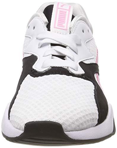 Puma Nova 90's Bloc Wn's, Zapatillas Mujer, Blanco White Pale Pink 03, 39 EU