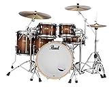 "Pearl Session Studio Select 24""X14"" Bass Drum w/o BB3 Bracket - Gloss Barnwood Brown"