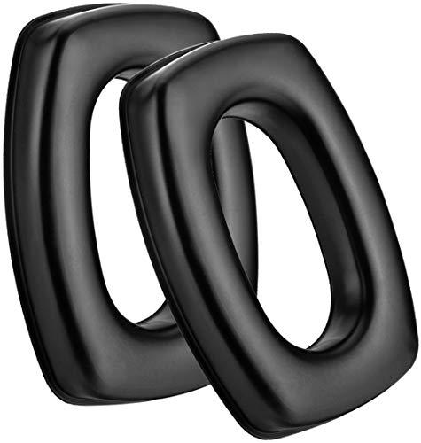 ZOHAN Ersatz Ohrpolster Ohrpolster Kopfhörer für Howard Leight Impact Ohrenschützer (Speziell für Howard LEIGHT Impact) MEHRWEG
