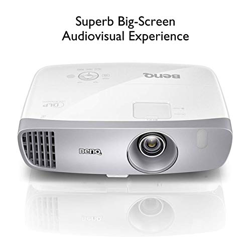 BenQ HT2050A 1080P Home Theater Projector | 2200 Lumens | 96% Rec.709 for Accurate Colors | Low...