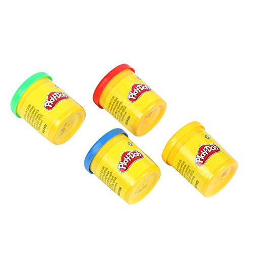 Play-Doh Value Pack 4-Ounce Cans, For Kids Ages 3 Years Old And Up