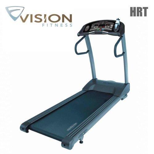 Vision Fitness t9700HRT Tapis Roulant con Polar Fascia Toracica e tappetino