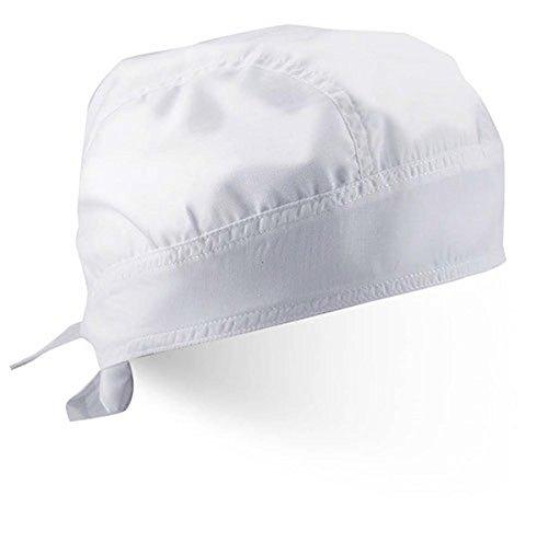 My Custom Style Weiße Bandana-Küche mit Netz, Polyester, Nicht gedruckt
