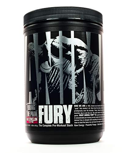 Animal Fury Watermelon - 481 gr