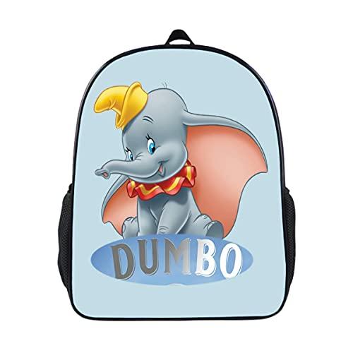 Dumbo - Mochilas escolares para niños y niñas, mochila escolar